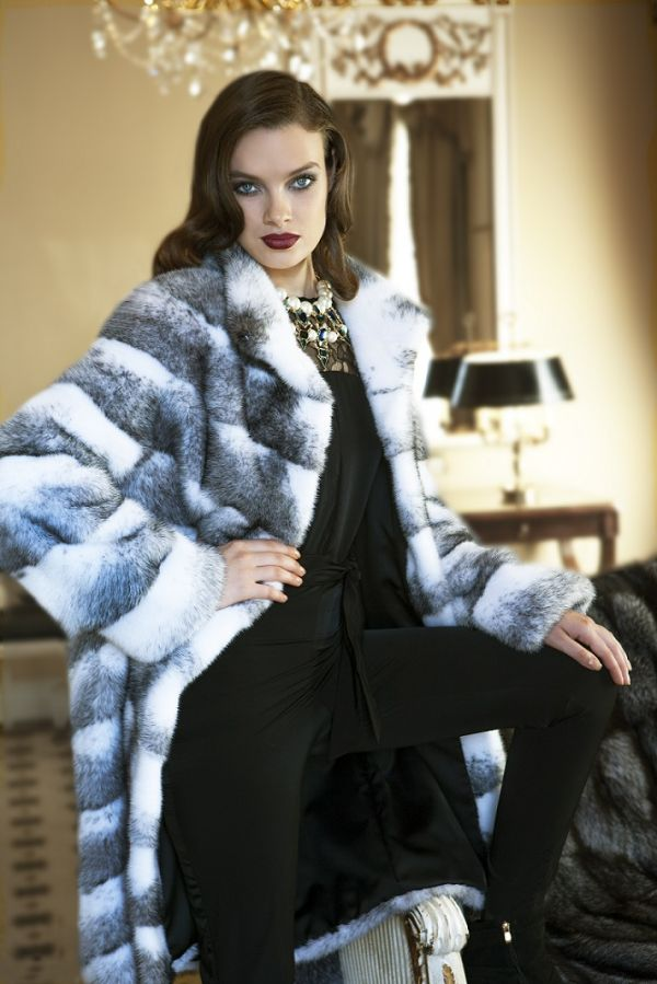 Black cross coat