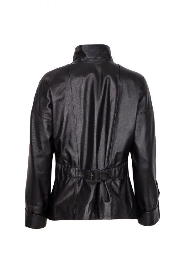 ALLISON- Γυναικείο Μαύρο  biker jacket