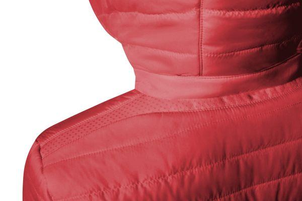 GEOX- Women's red  long jacket